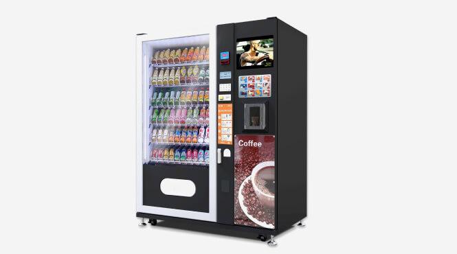 Торговые автоматы и оборудование