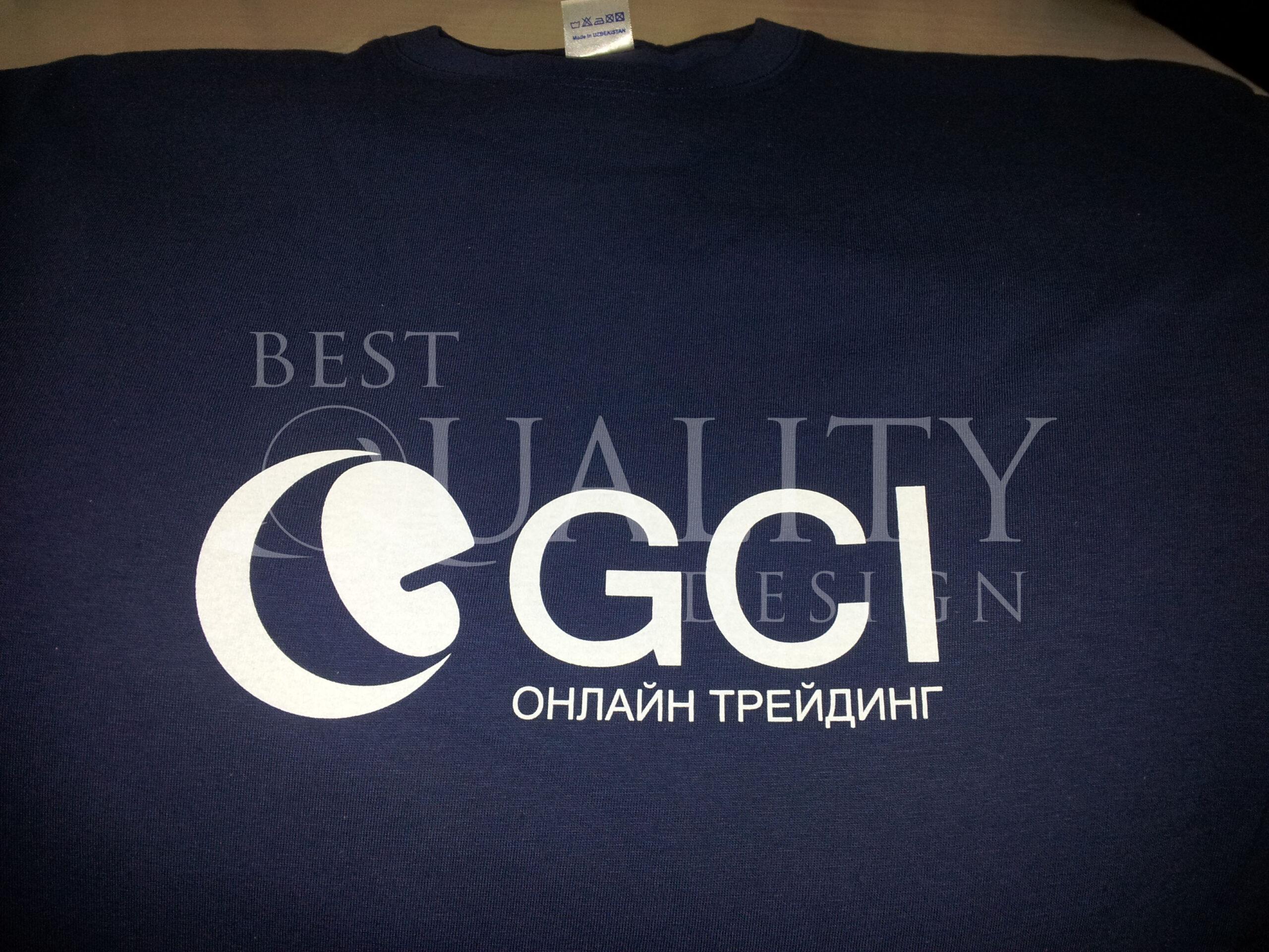 Сувенирная продукция для компании GCI Financial Ltd