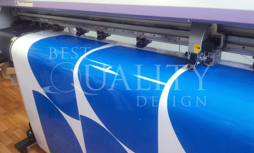 Изготовление POS-материалов для компании Saga Technologies
